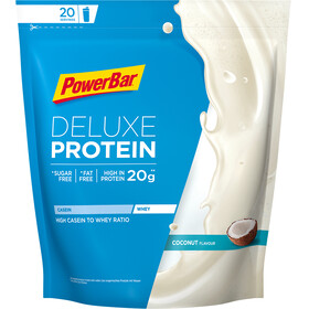 PowerBar Deluxe Protein Bag 500g, Coconut